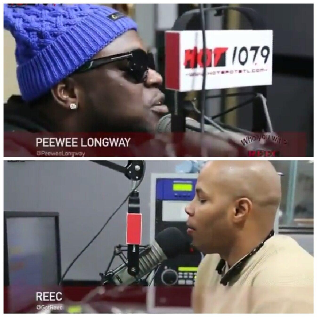 Reec & Peewee Longway