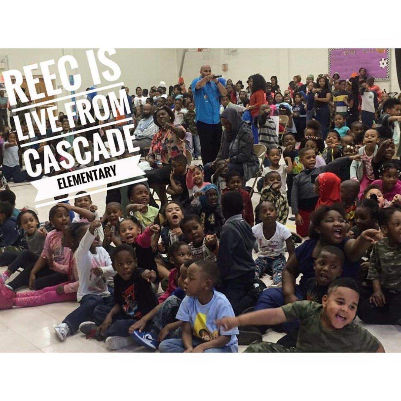 Reec host Cascade Elem. 11