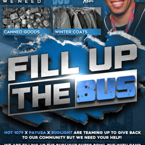 Fill Up the Bus